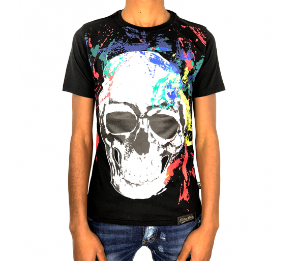 "T-Shirt Round Neck SS ""Hot"" philipp plein"