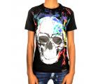 """T-Shirt Round Neck SS """"Hot"""" philipp plein"""