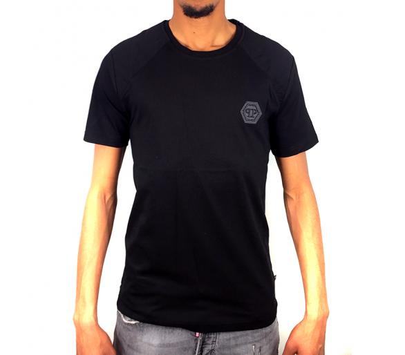 """T-Shirt Round Neck SS """"Resident"""" philipp plein"""