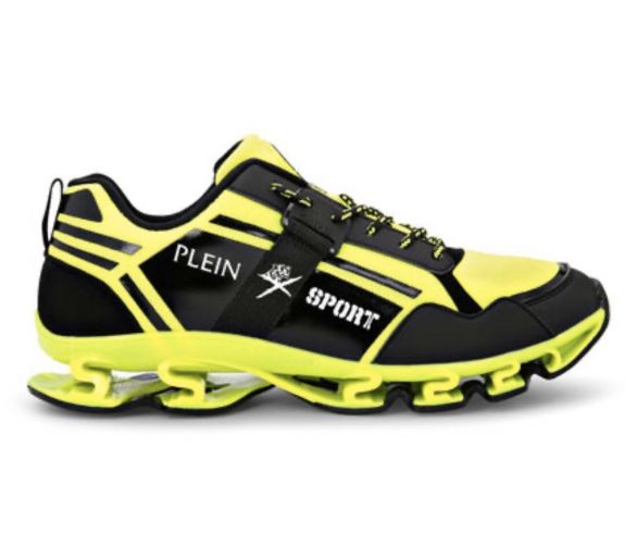 PLEIN SPORT RUNNER CROSS TIGER