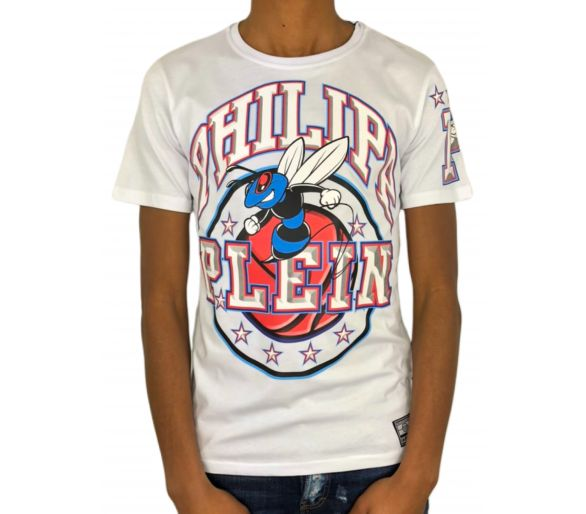 "Philipp plein T-shirt Round Neck SS ""traditional"""