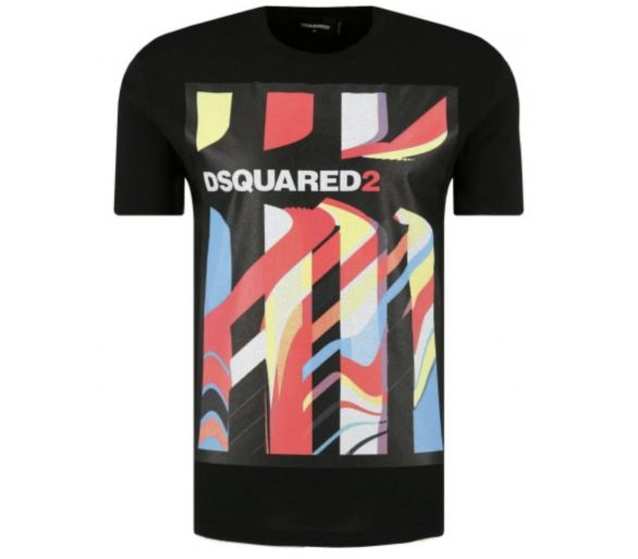 T-shirt DSQUARED2 Blanc