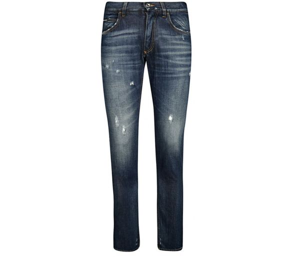 Jeans DOLCE & GABBANA Bleu