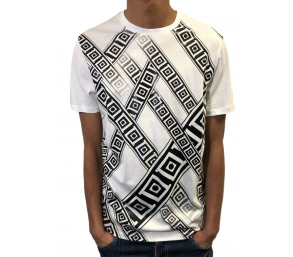 T-shirt VERSACE COLLECTION blanc