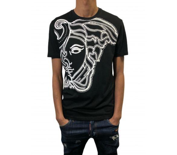 T-shirt VERSACE COLLECTION noir