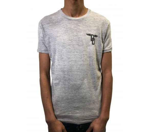T-shirt DSQUARED2 gris
