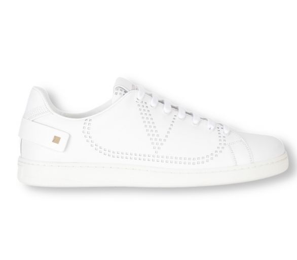 VALENTINO Baskets blanches