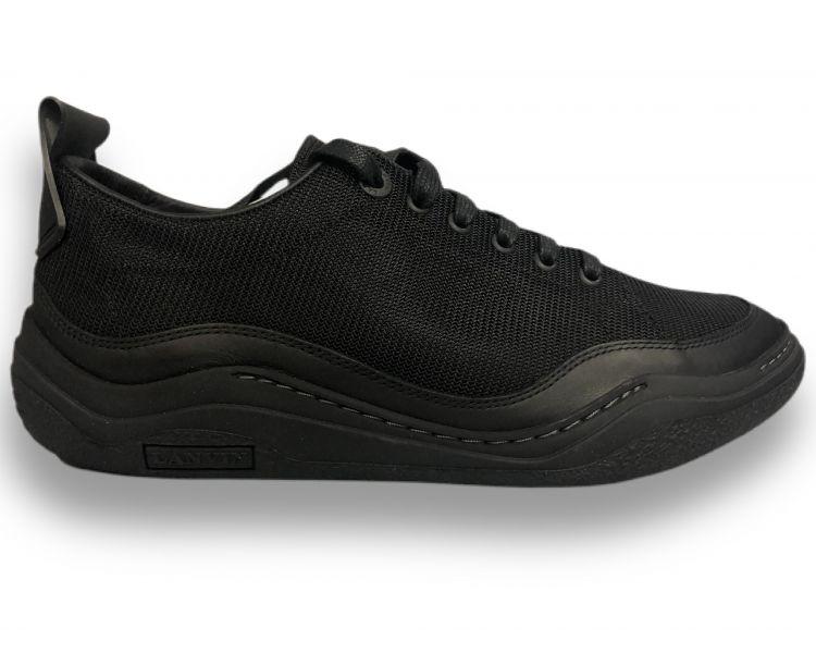 Baskets LANVIN noir
