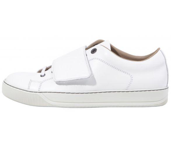 Baskets LANVIN blanche