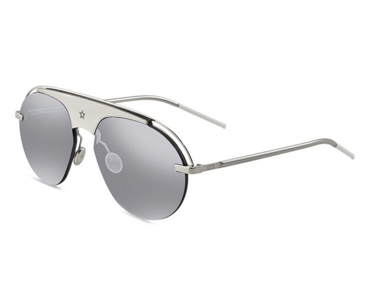 DIOR lunette argent