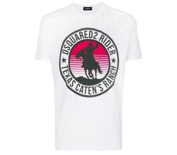 DSQUARED2 T-shirt blanc