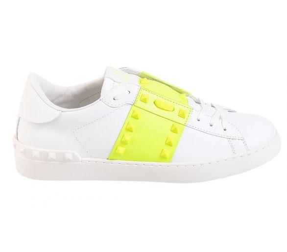 VALENTINO Baskets blanches