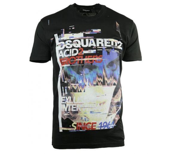 DSQUARED2 T-shirt noir