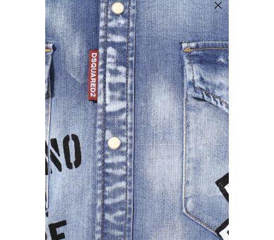 DSQUARED2 Chemise en jeans