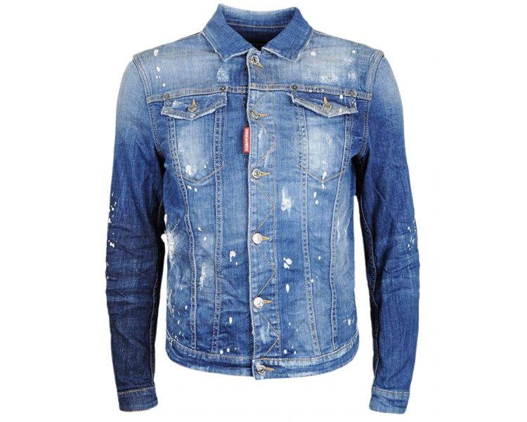 DSQUARED2 en Jeans Veste