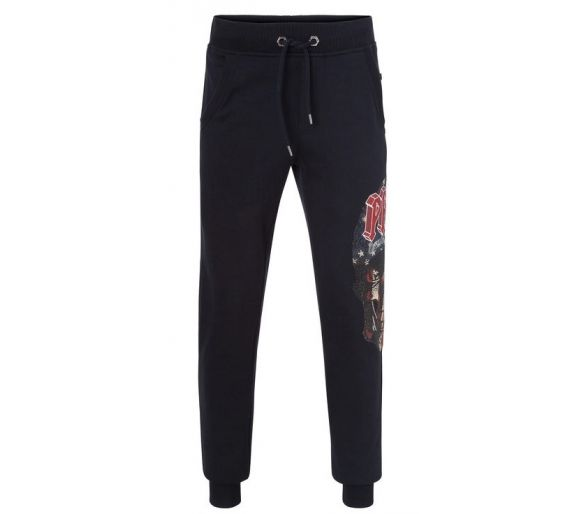 "PHILIPP PLEIN JOGGING TROUSERS ""COULD"""