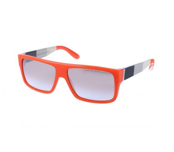 MARC JACOBS Lunettes de soleil homme Orange et gris