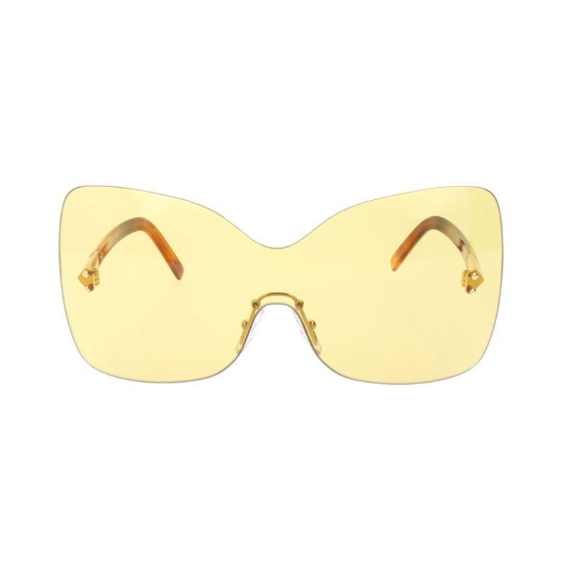 Lunettes FENDI femme soleil Marque Style de et doré Un Marron Une rrdqtpnRSw