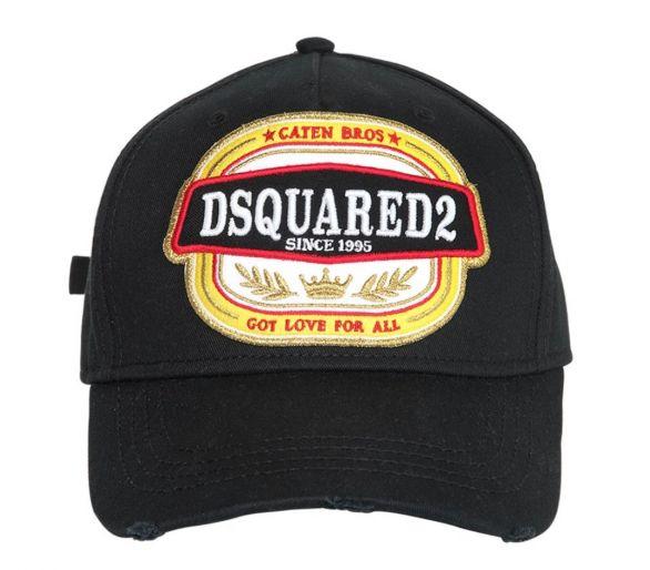 DSQUARED2 Casquette noir